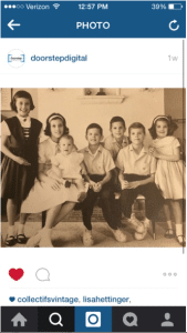 Doorstep Digital Instagram Vintage Photos