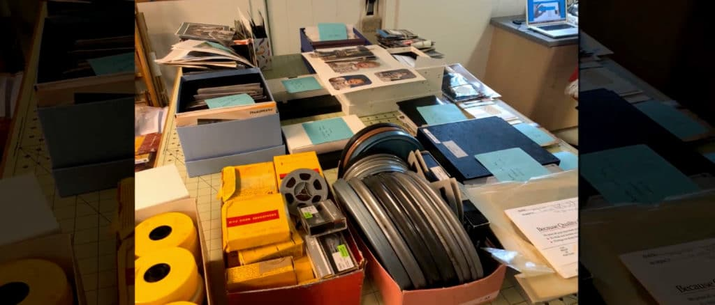 Seattle photo albums and 8mm film to digital in Queen Anne